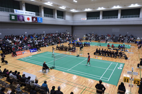 2016年度 BADMINTON S/J LEAGUE 広島大会01