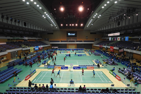 2016年度 BADMINTON S/J LEAGUE 札幌大会01