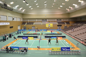 2016年度 BADMINTON S/J LEAGUE 仙台大会01