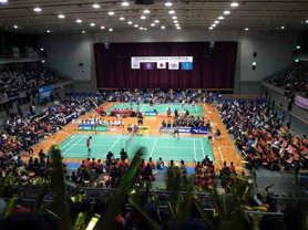 2016年度 BADMINTON S/J LEAGUE 横浜大会01